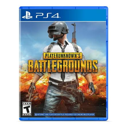 Playerunknown's Battlegrounds, Sony, PlayStation 4,
