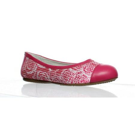 Softwalk Womens Napa Pink Rose Ballet Flats Size 7 (C,D,W)