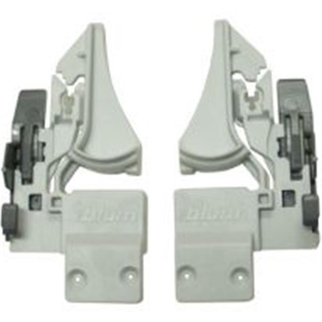 Blum BT51.0801 20L Left Hand Locking Devise for Narrow Tandem - Gray