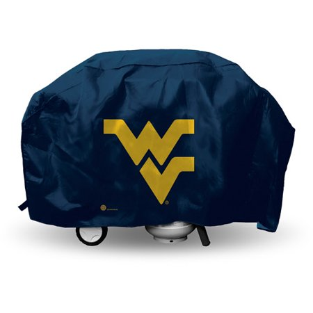 Virginia Tech Grill Pad (Rico Industries West Virginia Vinyl Grill Cover )