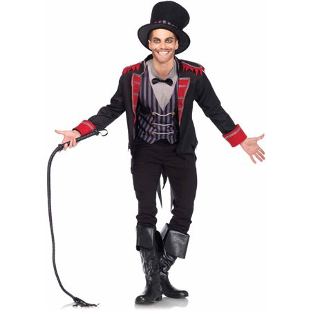 Leg Avenue Men's Circus Ringmaster Costume](Circus Freaks Halloween Ideas)