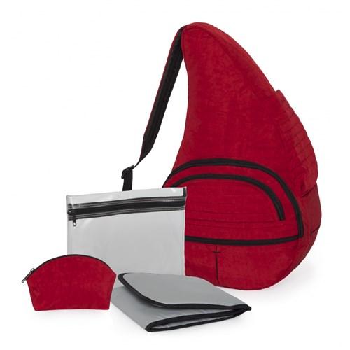AmeriBag Healthy Back Baby Bag -Crimson AmeriBag Healthy ...