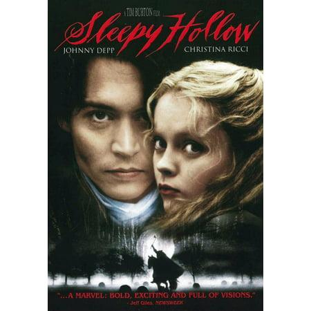 Sleepy Hollow (DVD) - Halloween In Sleepy Hollow