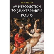 An Introduction to Shakespeare's Poems - eBook