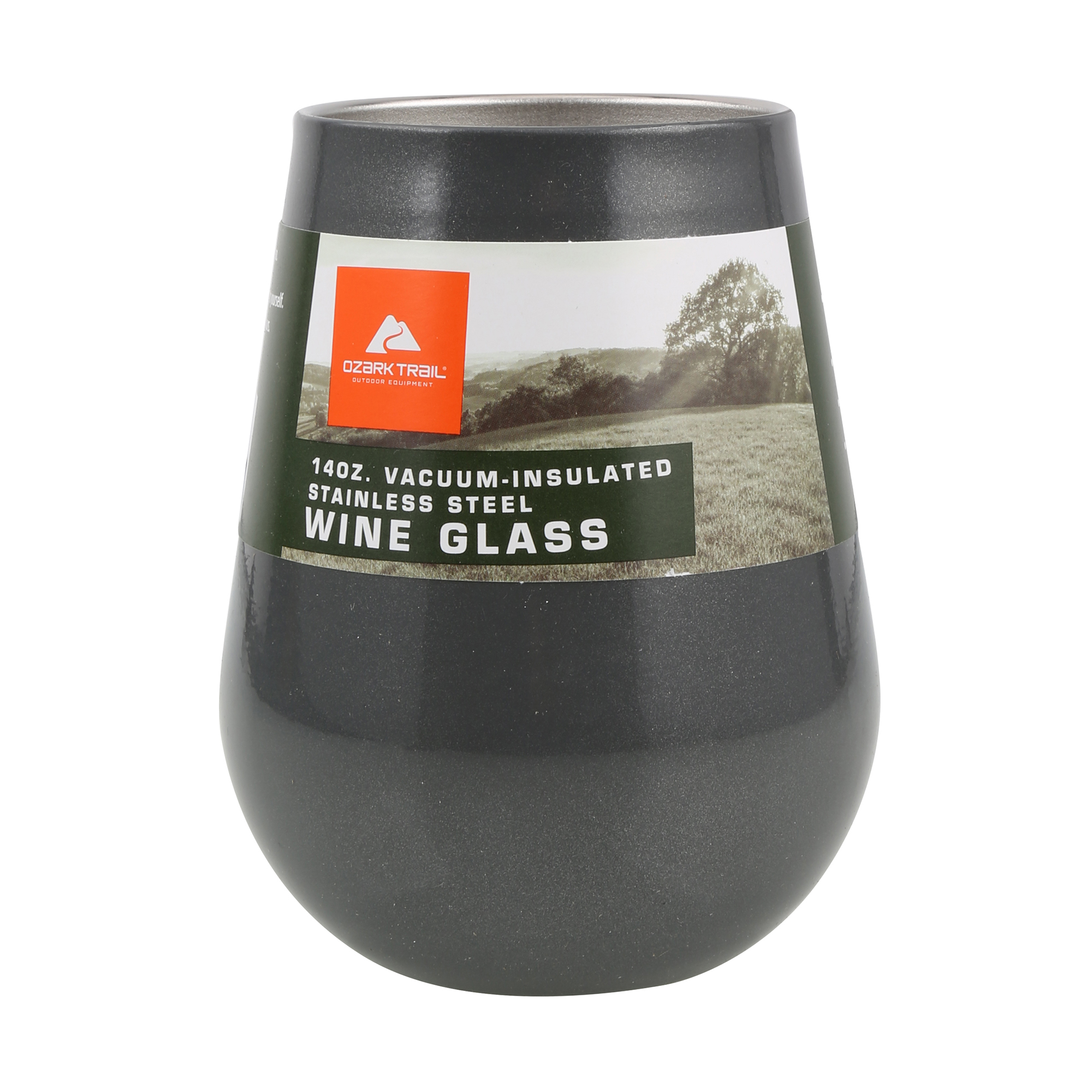 Ozark Trail Vacuum Insulated Wine Glass