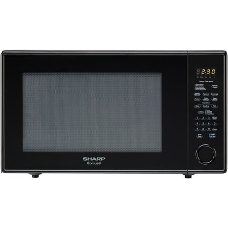 Sharp R659yw Carousel 2 2 Cu Ft 1200w Countertop Microwave