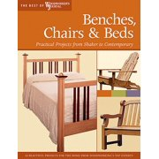 Benches, Chairs and Beds - eBook