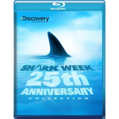 Shark Week: 25th Anniversary Collection (Blu-ray) (Anamorphic Widescreen)