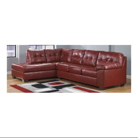 Outstanding Ashley 20100 16 67 Alliston Sectional Sofa With Left Arm Caraccident5 Cool Chair Designs And Ideas Caraccident5Info