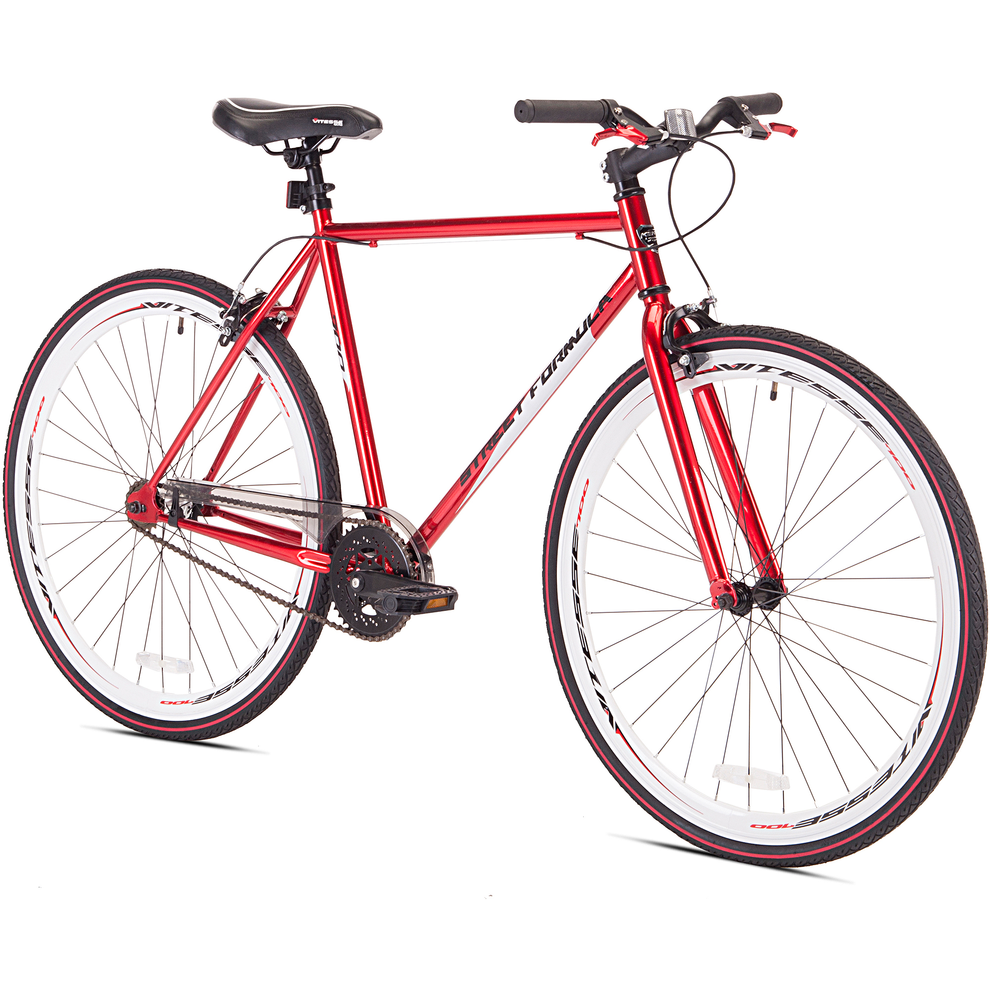 700c Kent ST Formula Men's Bike, Red
