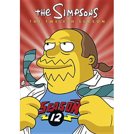 The Simpsons: The Twelfth Season - Simpsons Halloween Special 2