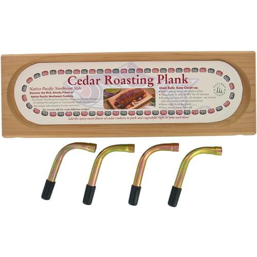 "Natures Cuisine NC001-17 17"" Cedar Roasting Plank"