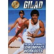 GILAD-60 & 30 MIN LOW IMPACT WORKOUTS (DVD) (DVD)