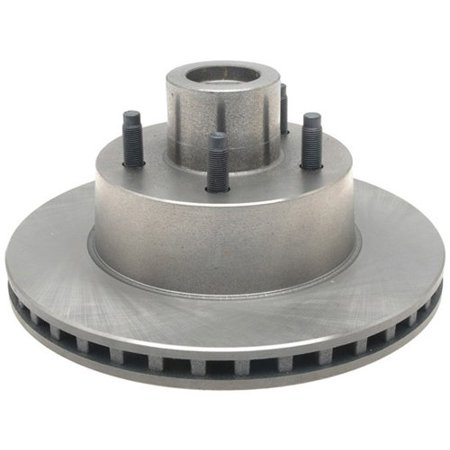 Disc Brake Rotor and Hub Assembly-Professional Grade Front Raybestos 6066R