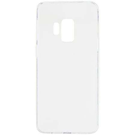 Onn Lightweight Slim Clear Cell Phone Case for Samsung Galaxy