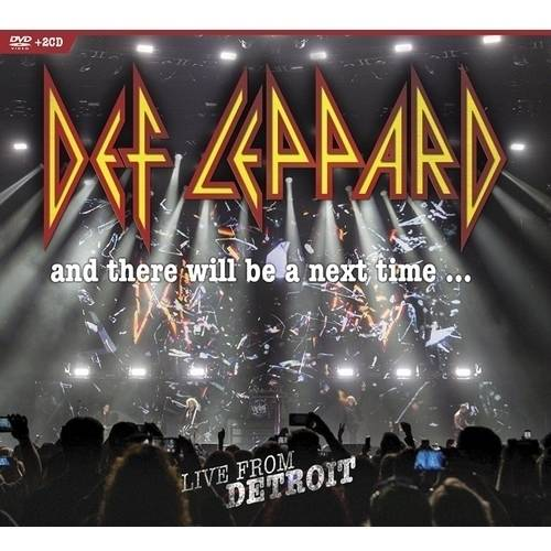 And There Will Be A Next Time... Live From Detroit (DVD)