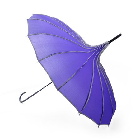 Peak Shaped Umbrella Wedding Parasol Bridal Umbrella Windproof - Bridal Shower Umbrella