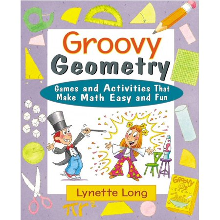 Groovy Geometry : Games and Activities That Make Math Easy and Fun - Halloween Math Activities Geometry