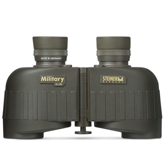 Click here to buy Steiner Military 8x30 Binocular 480 by Steiner.