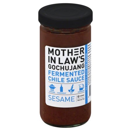 Mother In Law Gochujang Fermented Chile Paste, Sesame , 9 - Chilli Paste