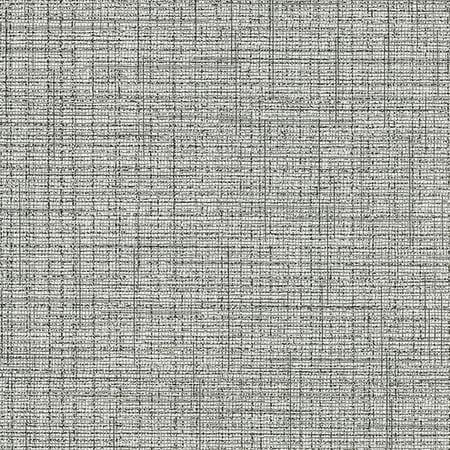 Warner Textures Solitaire II Black Tweed Wallpaper (Black Texture)