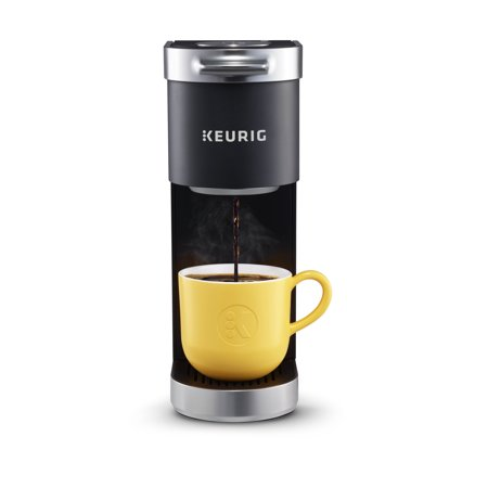Keurig K-Mini Plus Single Serve, K-Cup Pod Coffee Maker, Black