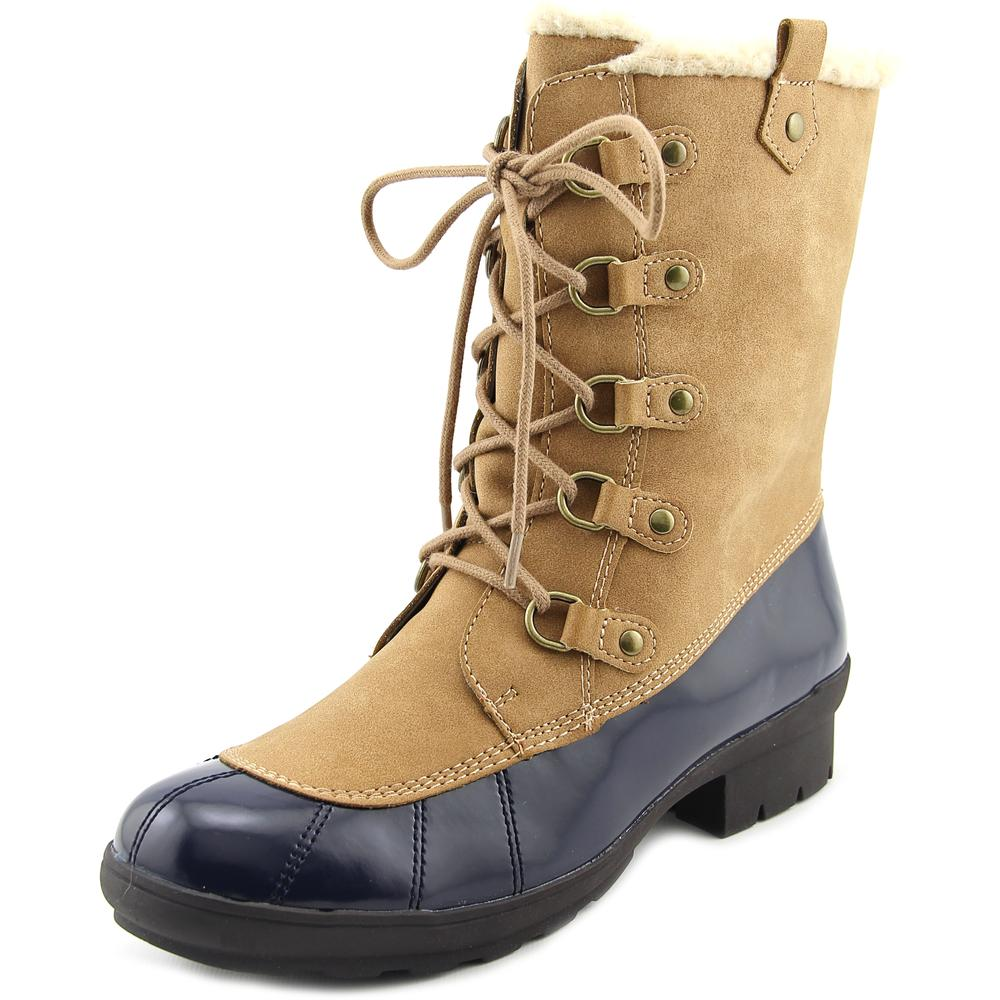 A2 By Aerosoles Barricade Women Round Toe Synthetic Winter Boot by A2 By Aerosoles