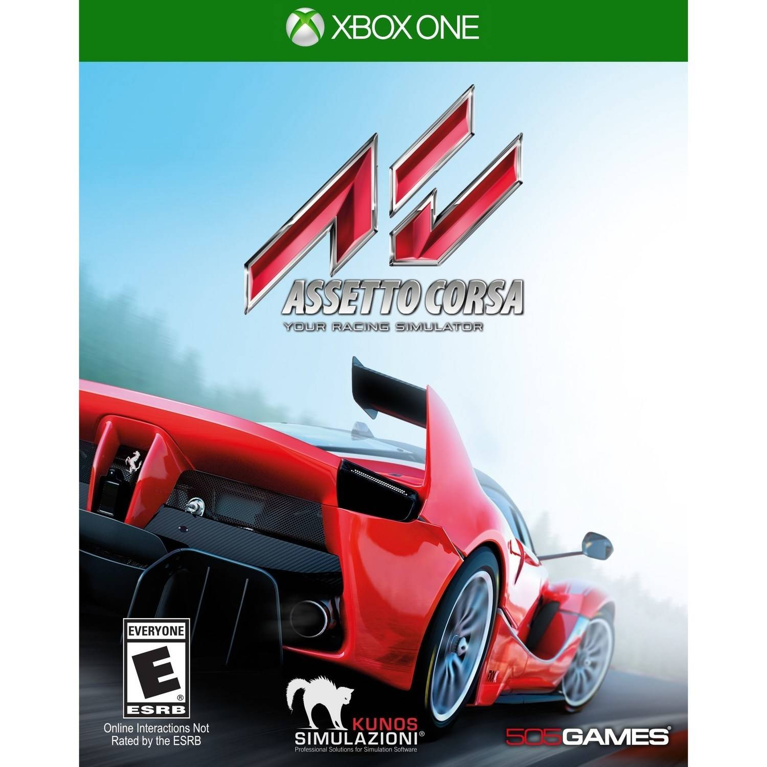 Assetto Corsa - Pre-Owned (Xbox One)