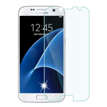 INSTEN  Clear Tempered Glass LCD Screen Protector Film Cover For Samsung Galaxy