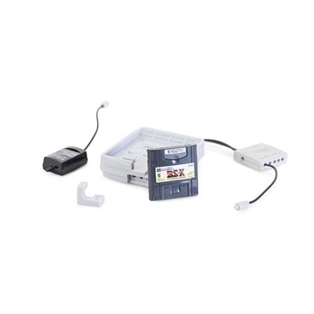 Nintendo History Collection Satellaview Ver. 1/6 Scale Mini Figure