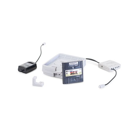 Nintendo History Collection Satellaview Ver. 1/6 Scale Mini Figure 1/6 Scale Statue Figure