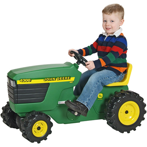 John Deere Pedal Tractor Ride-on