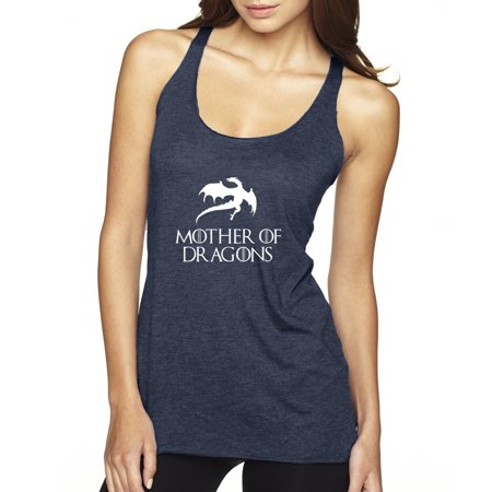New Way 691 - Women's Tank-Top Mother Of Dragons Game Of Thrones Targaryen
