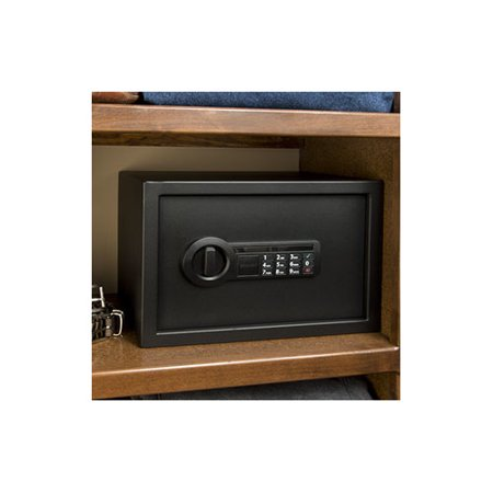 STACK-ON PS-1514 PERSONAL SAFE ELECTRONIC LOCK 13.82 X 9.84 X 9.84 BLACK