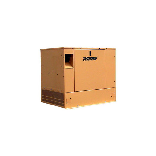 Winco Power Systems 15 Kw Single Phase 120/240 V Natural Gas Propane Standby Generator