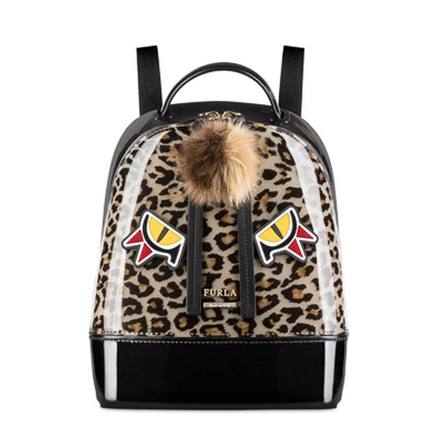Furla Candy Jungle Backpack Toni Glace