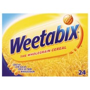 Weetabix Whole Grain Cereal England, 15.2-Ounce Boxes (Pa...