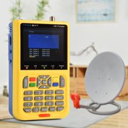 Yosoo 3.5inch TFT LCD DVB-S/S2 High Definition Display Satellite Signal Finder Meter , Digital Satellite Finder, Digital Satellite Meter