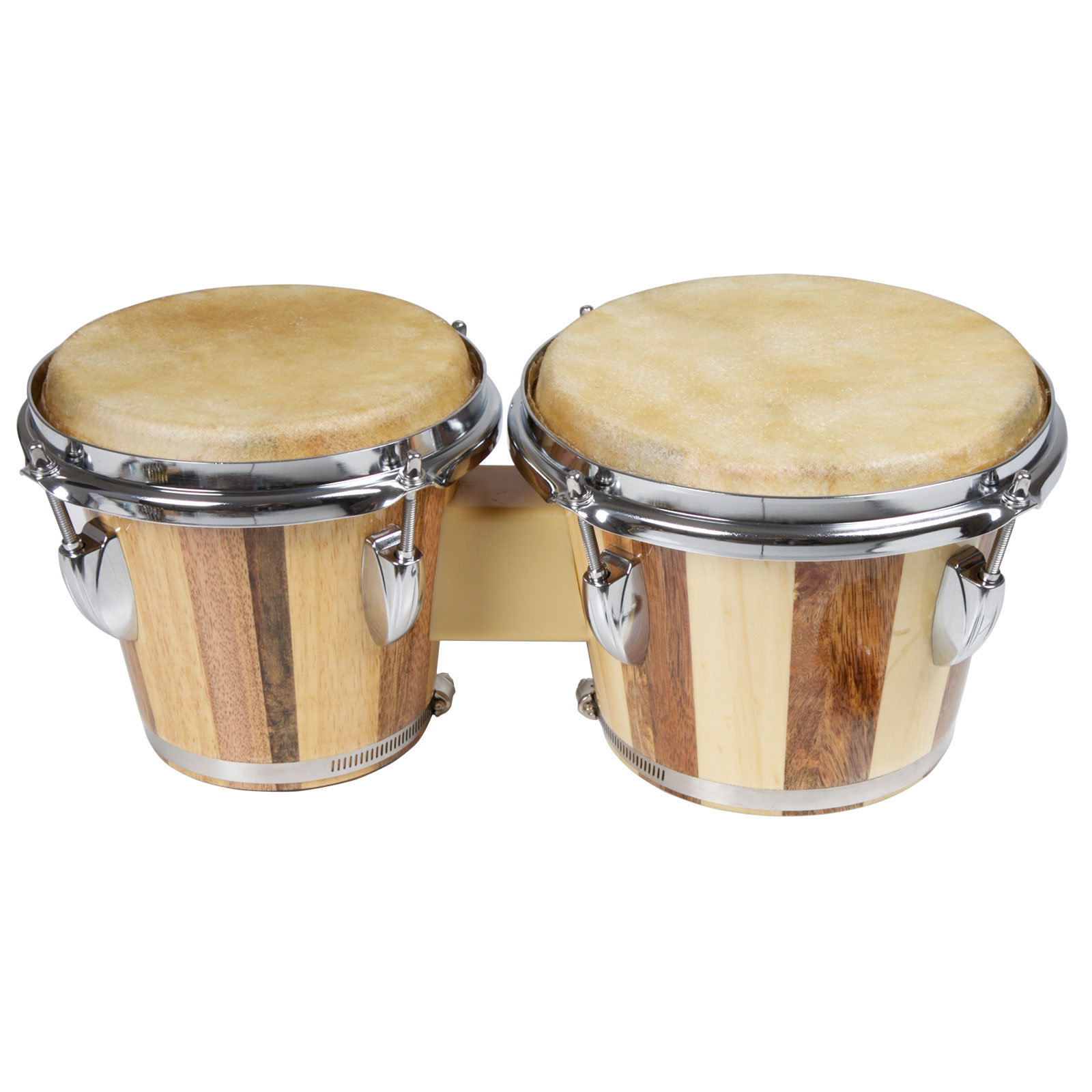 Tunable Two-Tone Bongos by X8 Drums