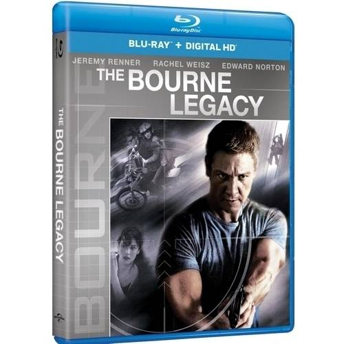 The Bourne Legacy (Blu-ray + Digital HD) (With INSTAWATCH)