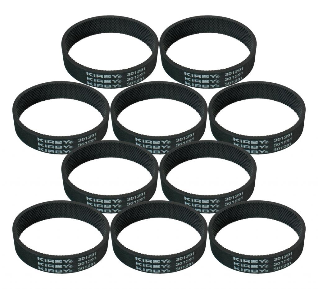 Kirby 301291 (10 Pack) Vacuum Belt Generation Series Knurled # K-301291-10PK