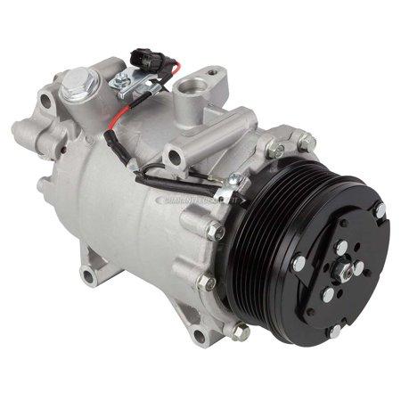 AC Compressor & A/C Clutch For Honda CR-V Acura RDX 2007 2008 2009 2010 2011