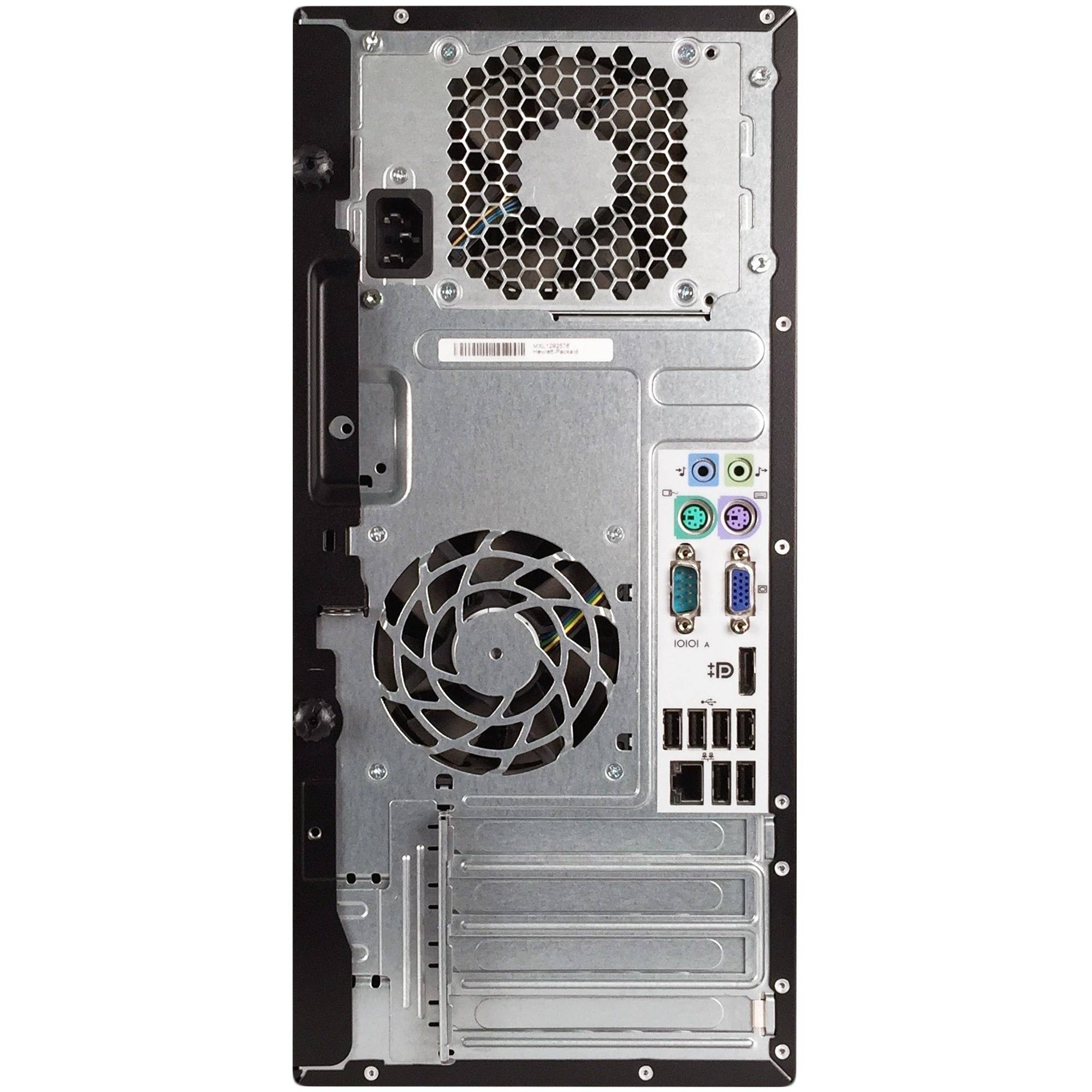 Refurbished HP Pro 6300 Tower Desktop PC with Intel Core i5-3470 Processor,  16GB Memory, 2TB Hard Drive and Windows 10 Professional (Monitor Not