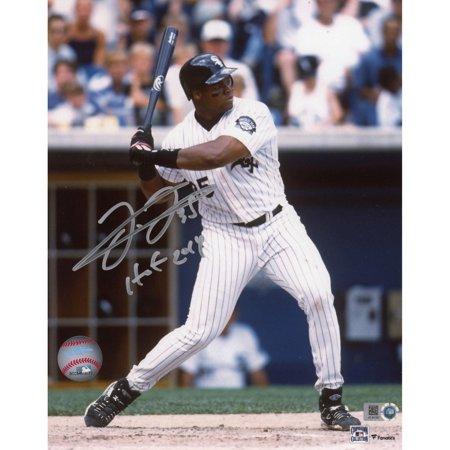 Frank Thomas Chicago White Sox Autographed 8