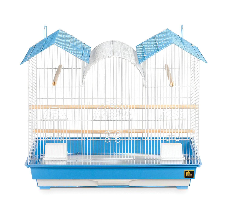 Prevue Hendryx Triple Roof Bird Cage