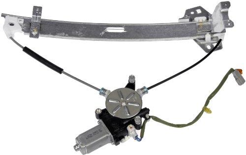 Dorman 751-163 Front Passenger Side Power Window Regulator and Motor Assembly for Select Acura Models