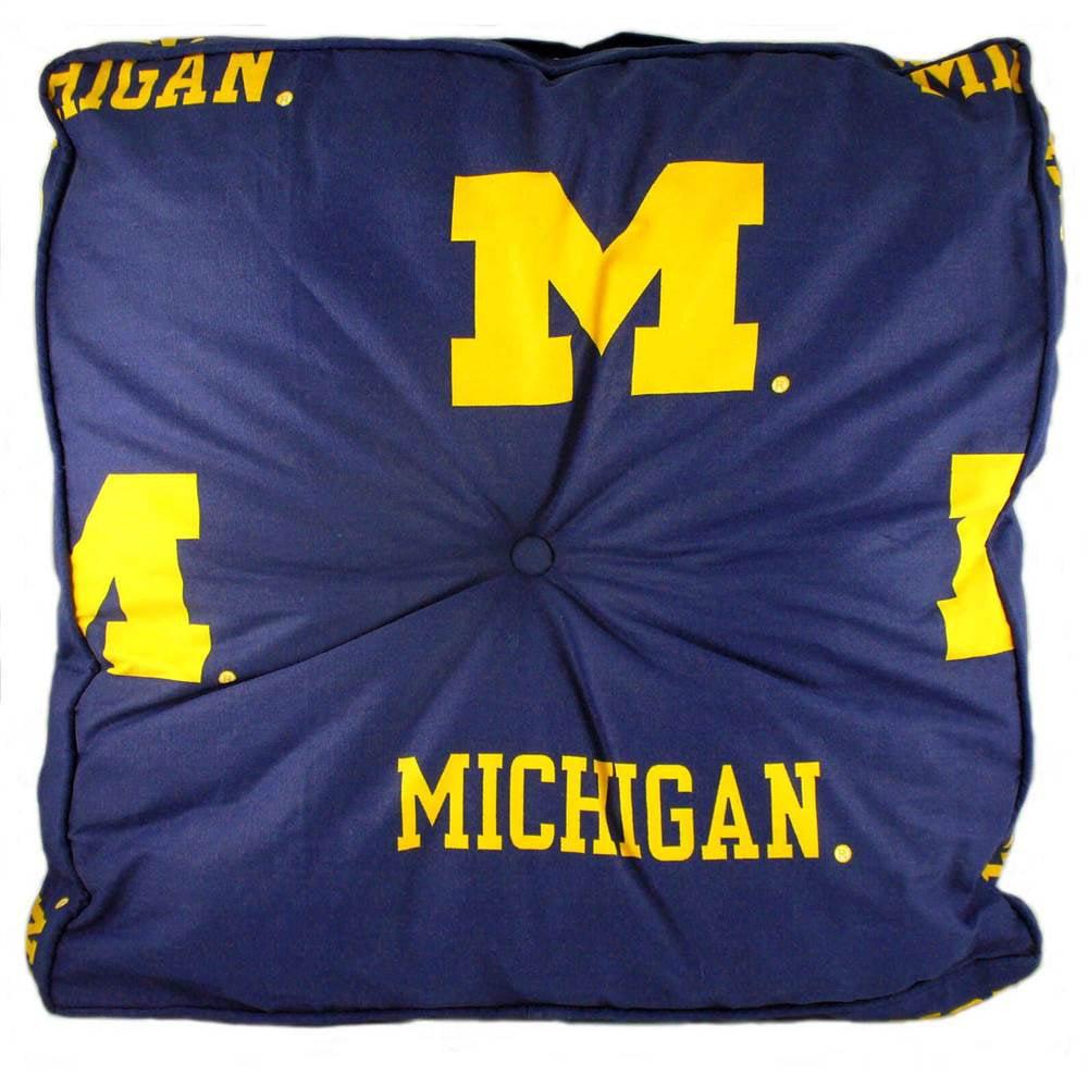 Michigan Floor Pillow
