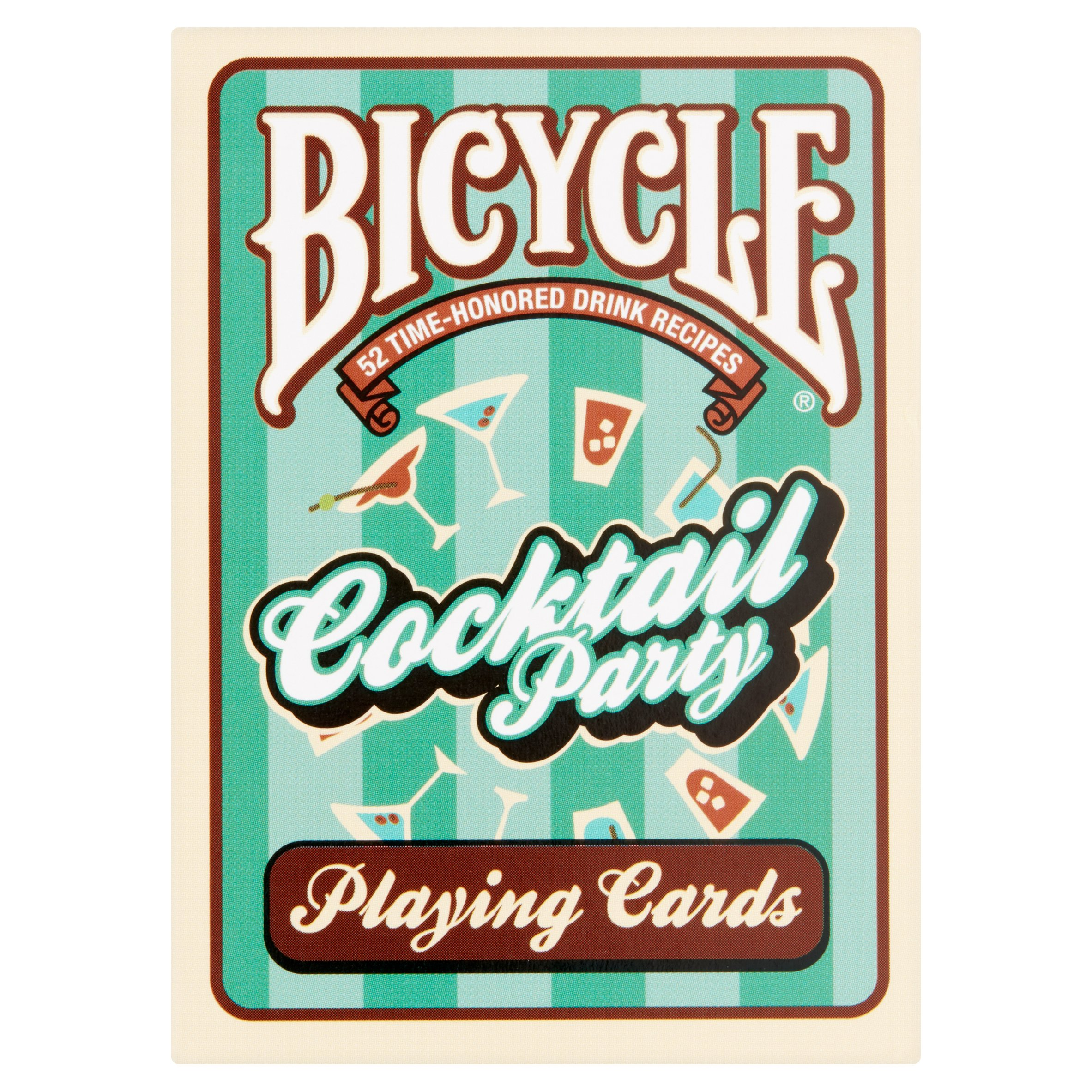 Bicycle Cocktail Party Playing Cards