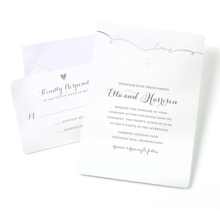Gartner Studios Love Invitations for $<!---->