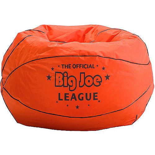 """Big Joe Basketball Bean Bag - 25"""" x 24"""" x 20"""""""